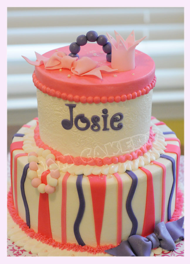 Miraculous Fancy Nancy Birthday Cake J A M Cakery Funny Birthday Cards Online Barepcheapnameinfo