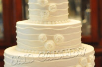 Rebecca wedding cake