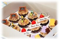 Cupcakes for a teacher