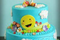 Kai-Lan Birthday Cake