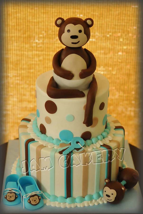 Baby Shower Cake - Fairhope Alabama