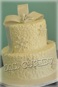 Fairhope Alabama Wedding Cake