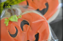 Jack-a-Lantern Cookies