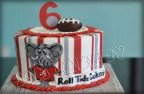 Cake for a little AL fan!