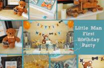 Little Man Party