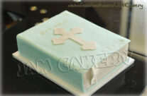 Bible Cake for the 1st Communion