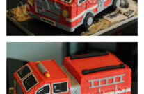 Firetruck for the lil fireman