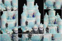 Frozen Castle/Cookies/Cupcakes